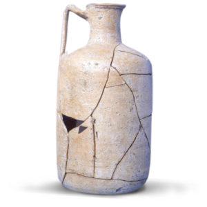 museo-archeologico-notaresco-teramo---vaso-a-bottiglia-in-argilla